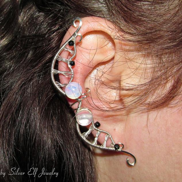 Moon Goddess Ear Cuff