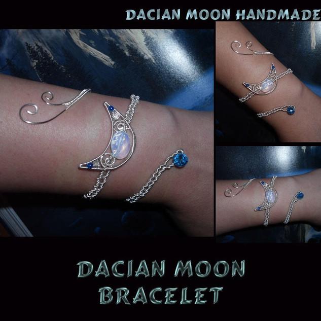 Dacian Moon Bracelet
