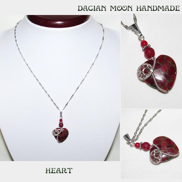 """Heart"" pendant"