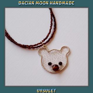 """Little Bear"" pendant"