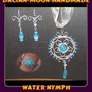 """Water nymph"" set"