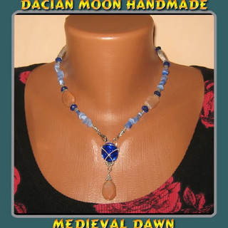 """Medieval Dawn"" necklace"