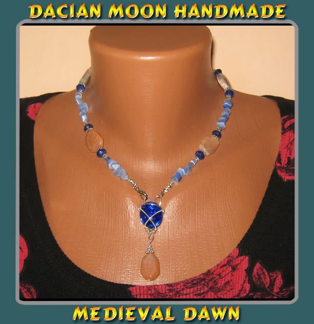 """Medieval Dawn"" necklace"