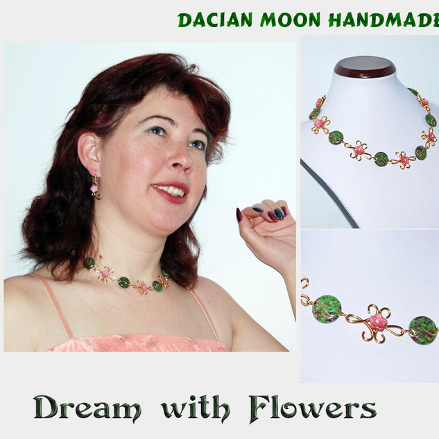 """Dream with Flowers"" set"
