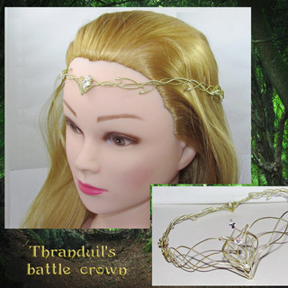 Thranduil Battle Crown