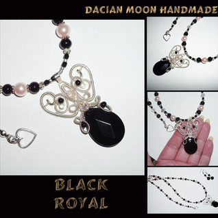 """""""Black Royal"""" set"""