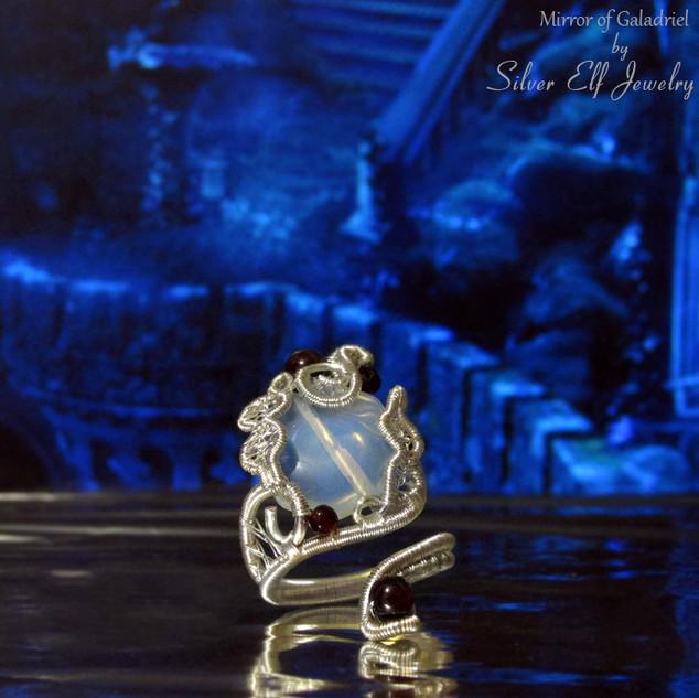 Mirror of Galadriel ring