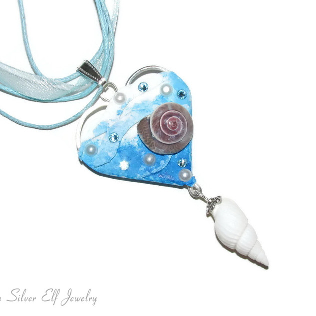Daughter of the Sea pendant