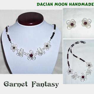 """Garnet Fantasy"" set"