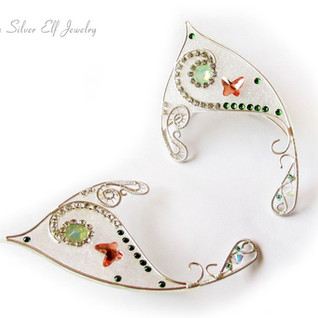Fairy Ears For Spring Fairy Costume