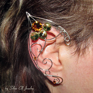 Sunny Afternoon Elf Ears