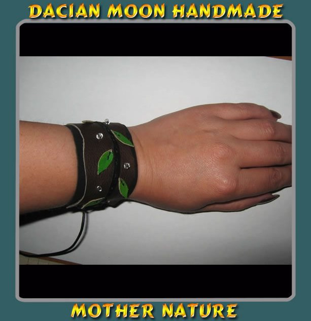 """Mother Nature"" bracelet"