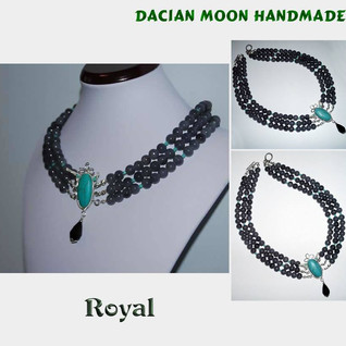 """""""Royal"""" necklace"""