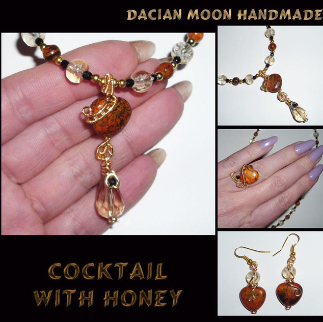 """""""Cocktail with Honey"""" set"""