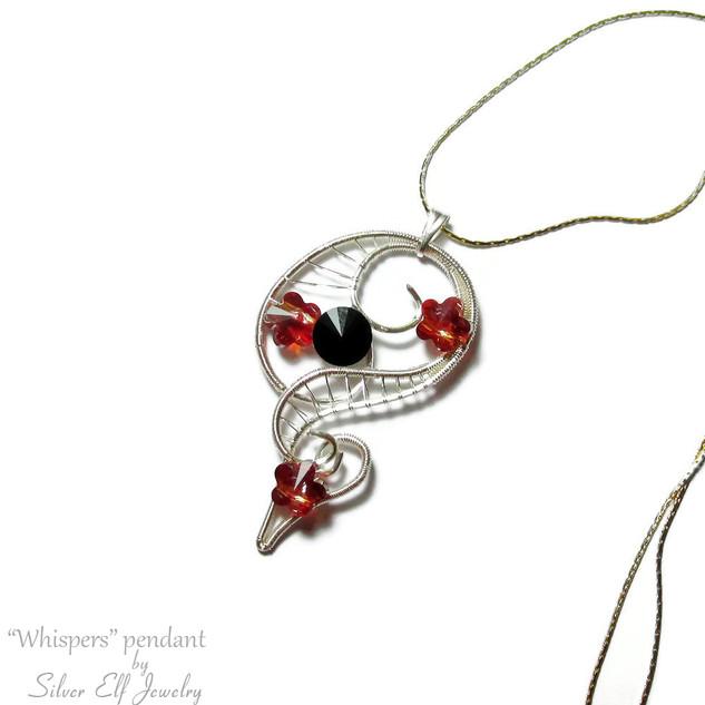 Whispers pendant