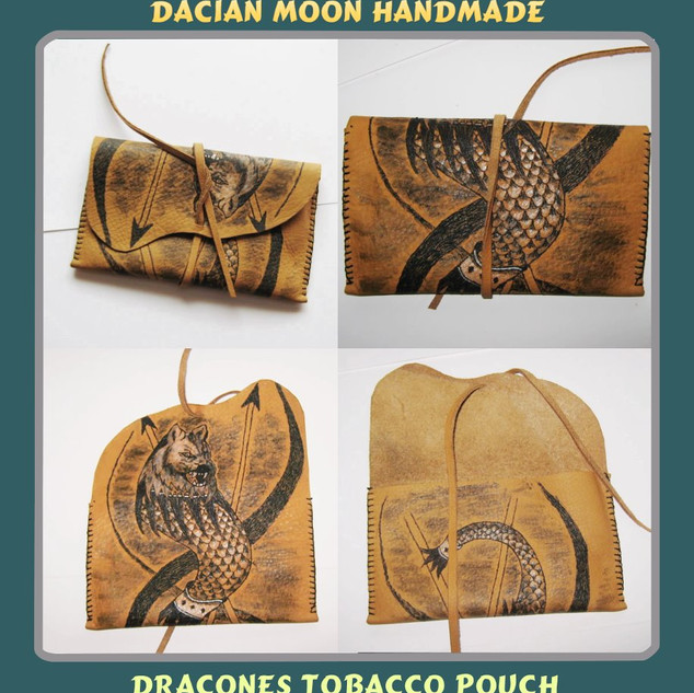 Dracones Tobacco Pouch