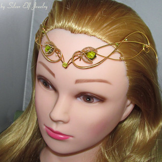 Spirit Of Nature Tiara
