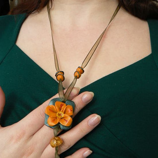 """Ostara"" necklace"
