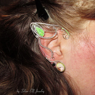 Glow In The Dark Ear Jewelry