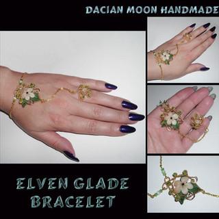 """""""Elven Glade"""" Bracelet"""