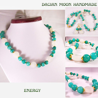 """Energy"" jewelry set"