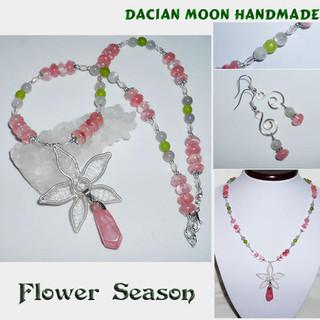 """Flower Season"" set"