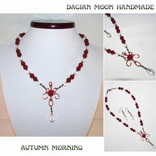 """Autumn Morning"" set"