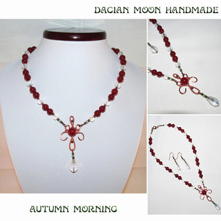 """Autumn Morning"" set"