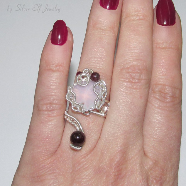 Magic Mirror Ring
