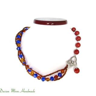 """""""Abundance"""" jewelry set"""