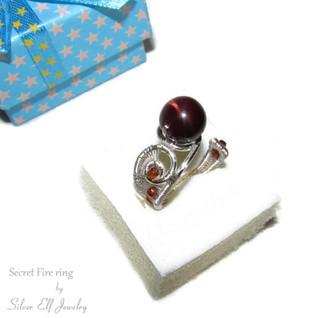 Secret Fire Ring