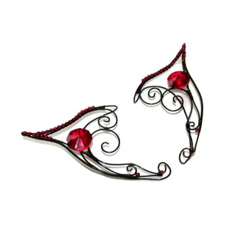 Gothic Fairy ears