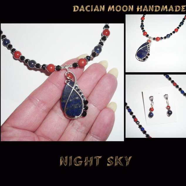 """Night Sky"" set"