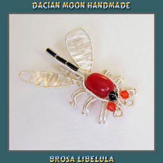 """Dragonfly"" brooch"