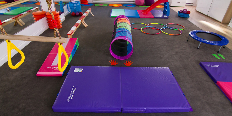 Try It Toonie Tuesday - Toddler Tumble Time