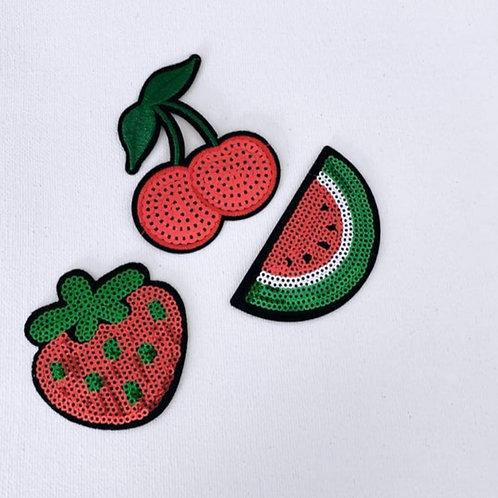 Sequin Fruit