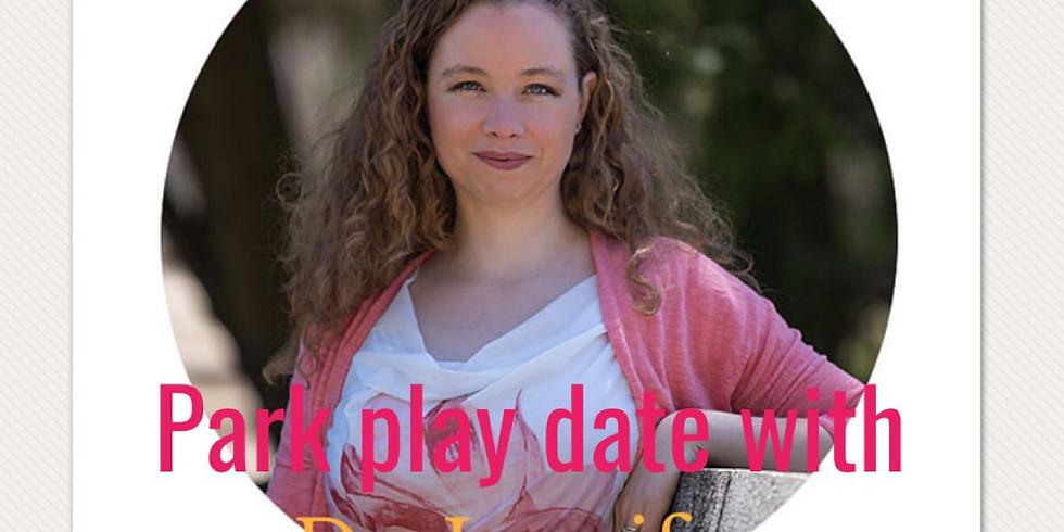 Park Playdate with Dr. Jen