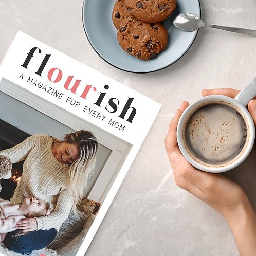 Flourish Magazine - Issue One