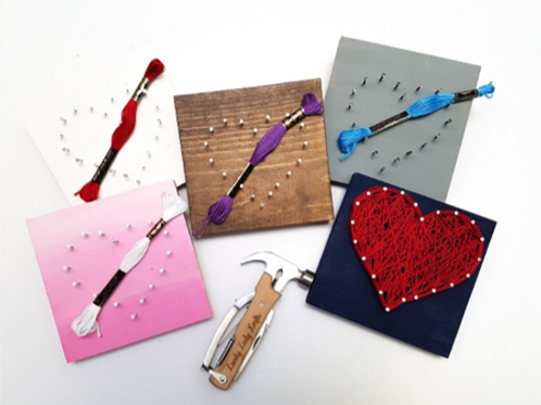 DIY String Art Kit