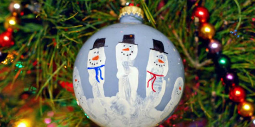 Christmas Ornament Making