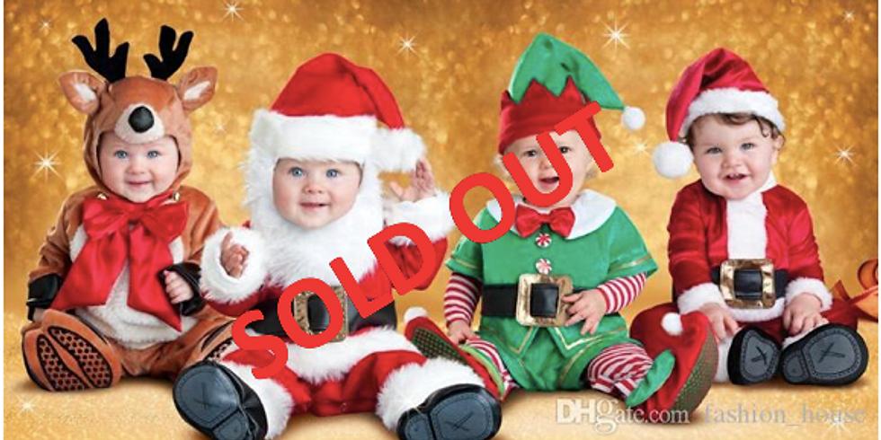 Baby's 1st Christmas Party Burlington