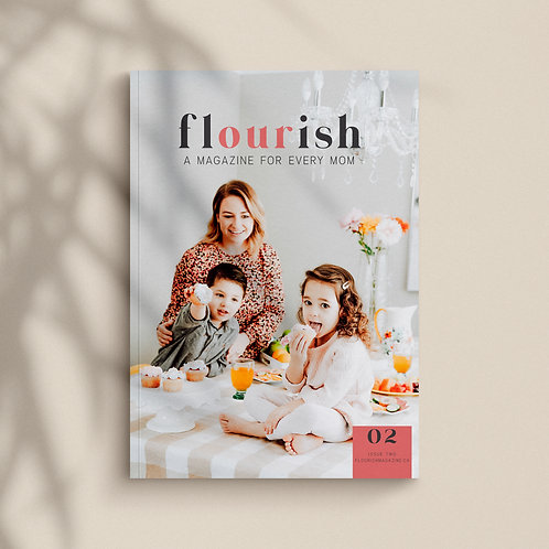 Flourish Magazine - Issue Two
