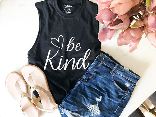 Be Kind Tee or Tank
