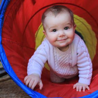 Little Crawlers Baby Gym - Burlington