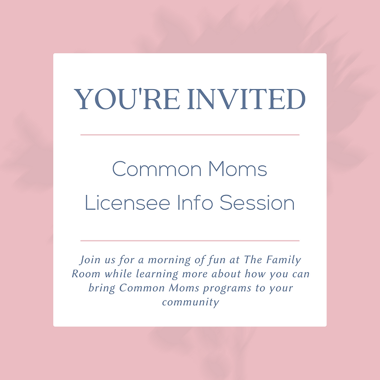 Licensee Information Session