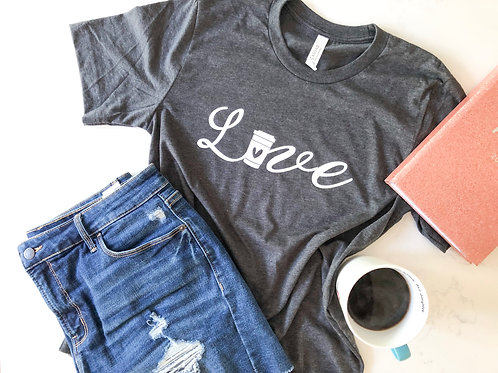 Coffee Love Tee