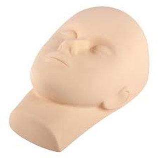 Eyelash Extension Practice Mannequin Head