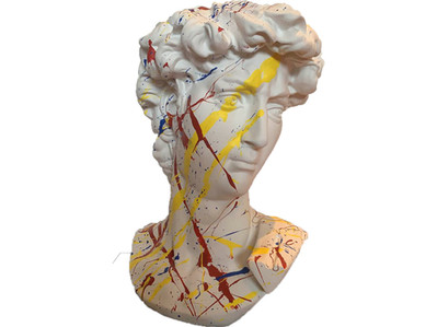 Escultura David II