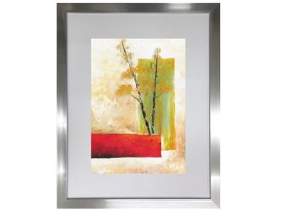 Litografía original de artista Jaime Hernández. Esta litografía  está enmarcada como se muestra la imagen (con vidrio) Dimensiones con marco:  79 cm x 64 cm