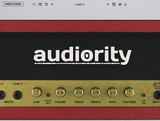 Free VST || L12X Solid State AmplifierAmp Simulator by Audiority